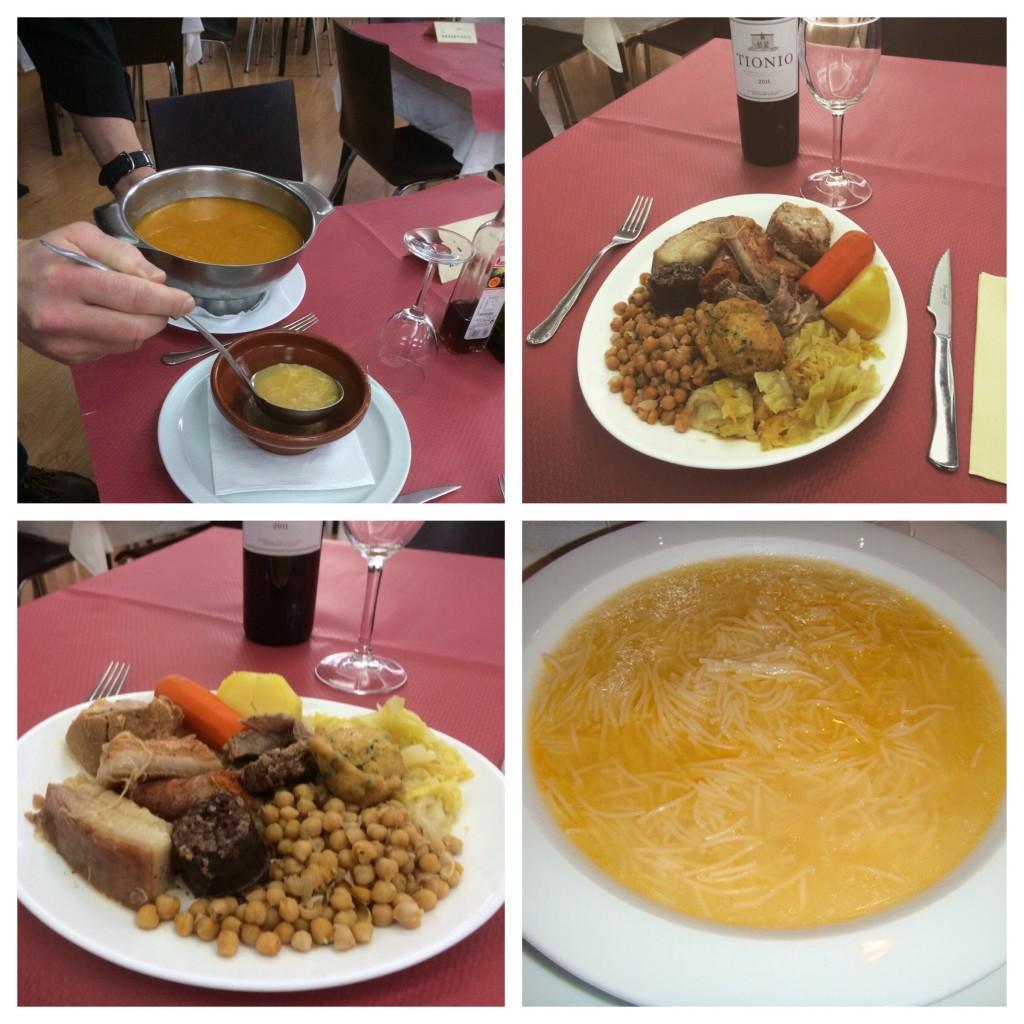Restaurante Bar Sur o dónde comer de menú en Ávila