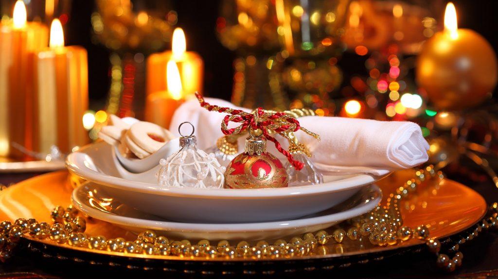 Navidad 2016 Menús especiales para grupos